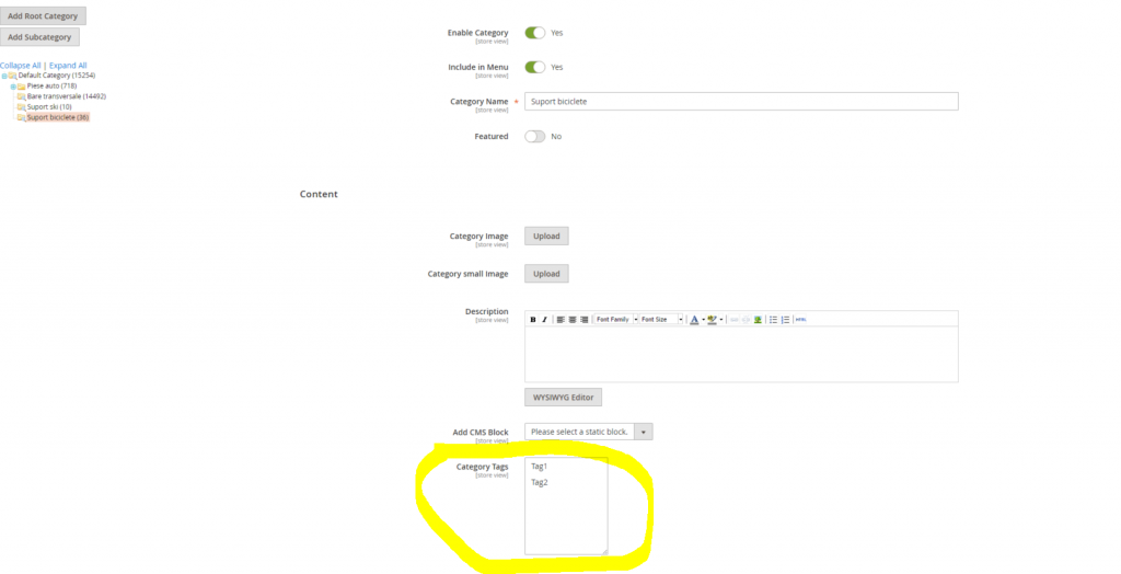 How to add a multiselect EAV attribute on Magento 2 Cateogory